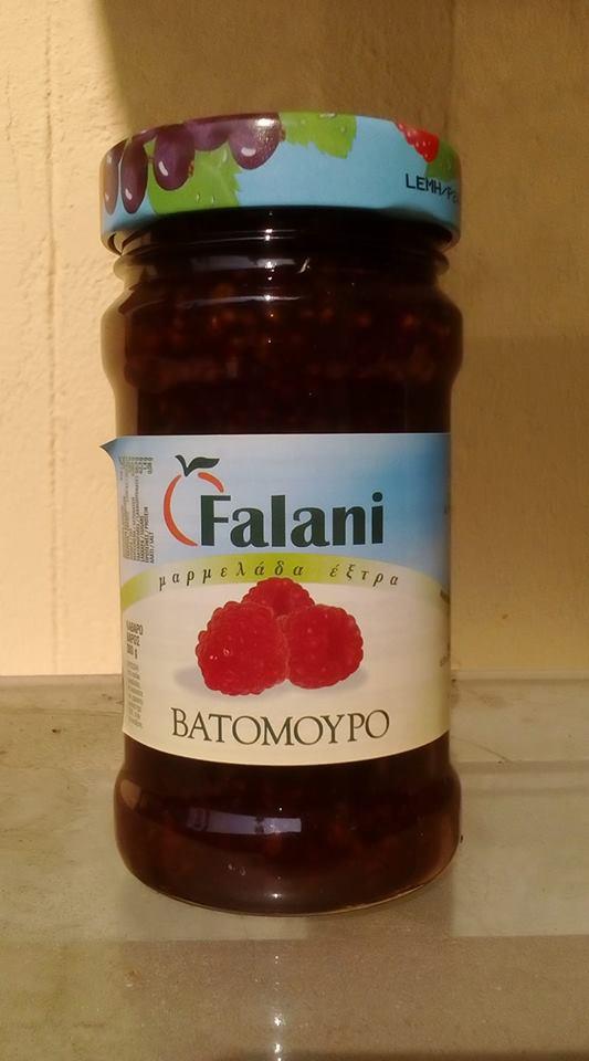 Raspberry jam-Falani