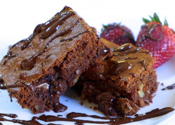 Brownie-prajitura