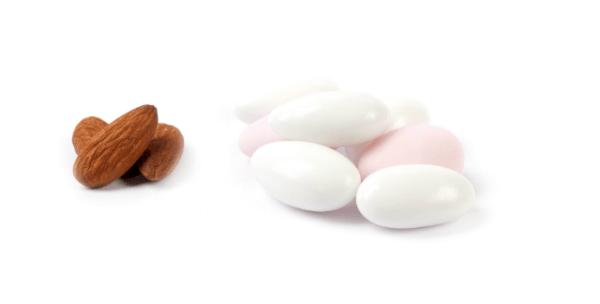 Almond sweeties Viap Mentel
